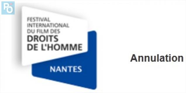Nantes. Le Festival international du Film des droits de l'Homme annulé