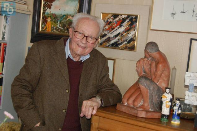 Yves Cosson (1919-2012), merveilleux poète