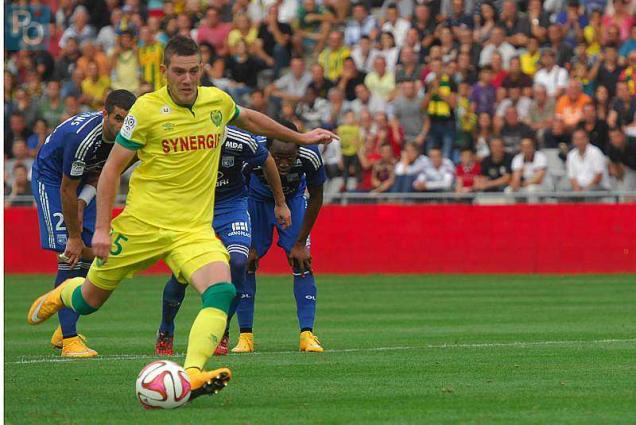 VERETOUT TIRE LE PENALTY