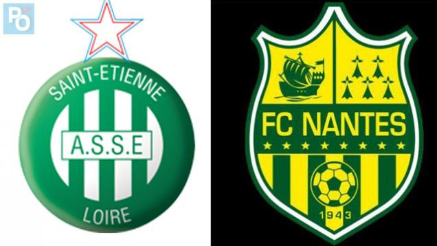 football as saint etienne 2 fc nantes 0 le match suivre en direct presse oc an. Black Bedroom Furniture Sets. Home Design Ideas