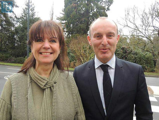 Patricia Rio s'associe à Jean-Philippe Thoiry.