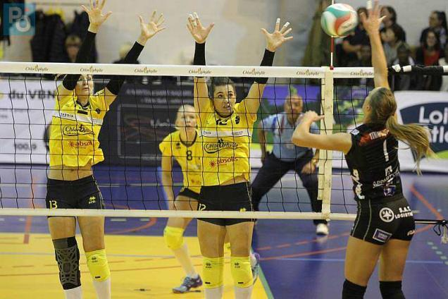 Volley ball coupe de france f minine le vb nantes limin 3 0 b ziers presse oc an - Volley ball coupe de france ...
