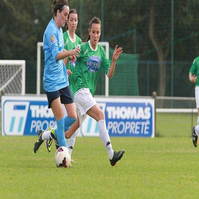 Football coupe de france f minine orvault sf est en 8es - Coupe de france feminine 2015 football ...