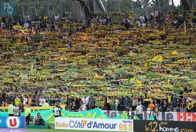 fc nantes fcn saint etienne guichets ferm s samedi presse oc an. Black Bedroom Furniture Sets. Home Design Ideas