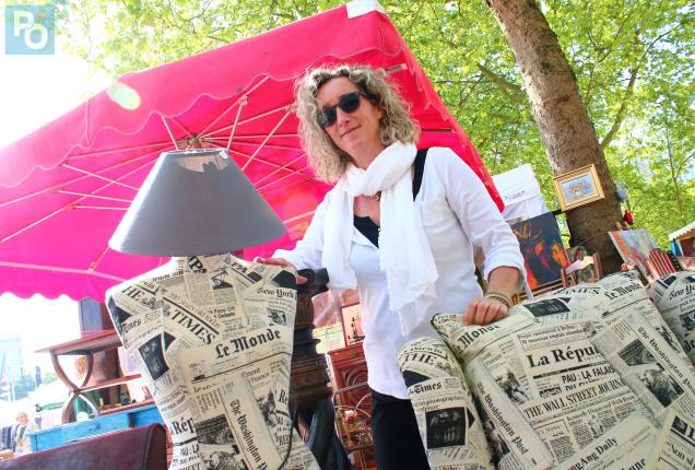 Nantes grande brocante le paradis des chineurs photos video presse oc an - Grande brocante nantes ...