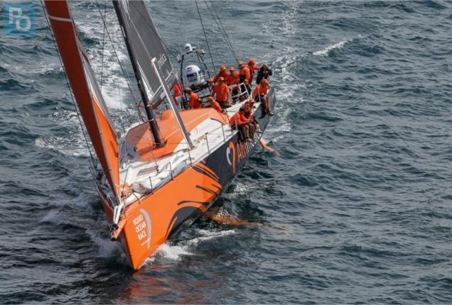 Photo DR-Ainhoa Sanchez Volvo Ocean Race