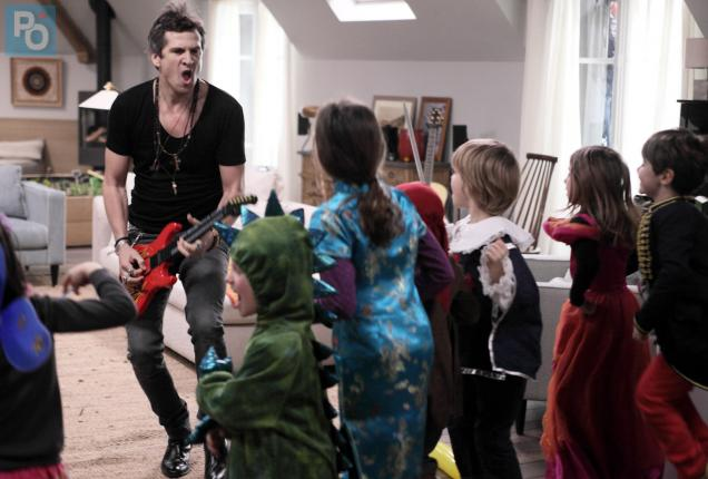 Rock'n'roll for the kids