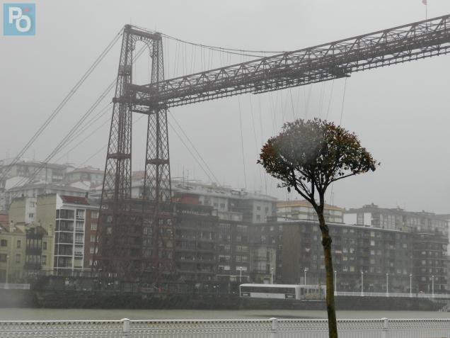Le pont transbordeur de Bilbao, une référence.