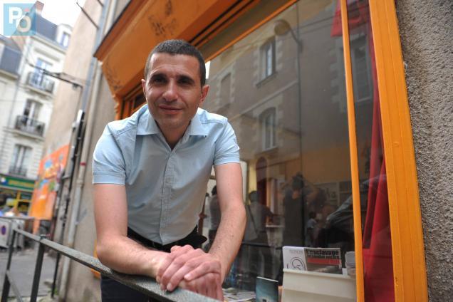 président du Centre lesbien et gay de Nantes