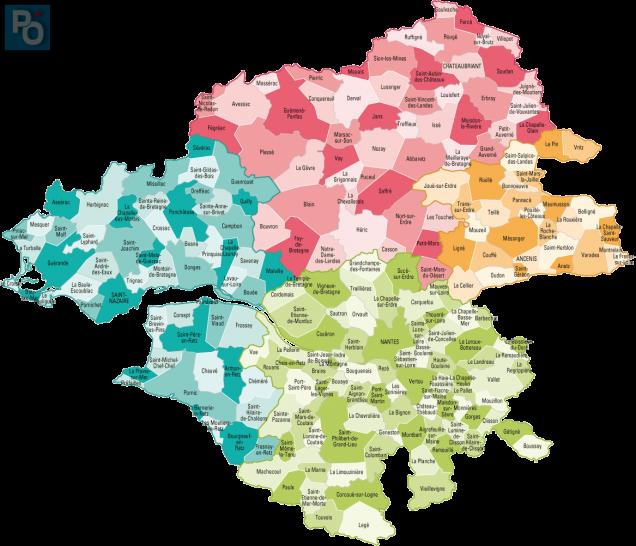 Carte Loire Atlantique.Loire Atlantique Quels Horaires Pour Les Ecoles Publiques