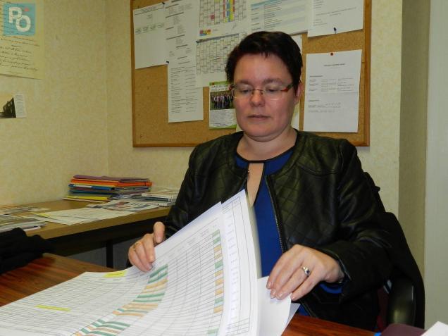 Anne Choblet (sans étiquette), nouvelle maire de La Remaudière.