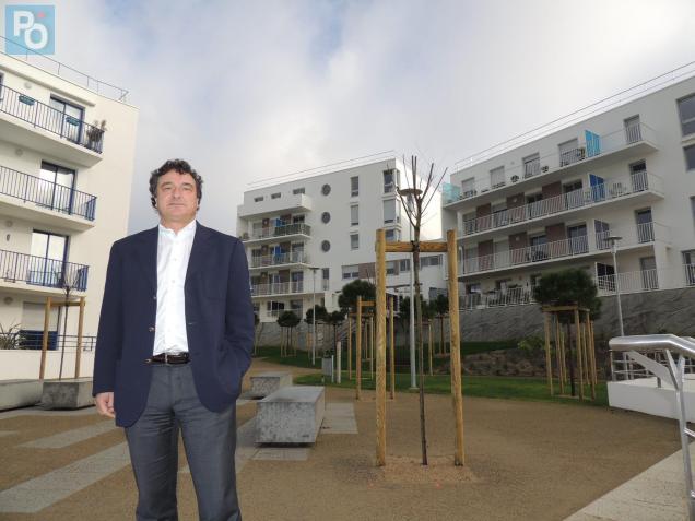 Eddy Leclerc du CISN croit à la reprise du marché de l'immobilier