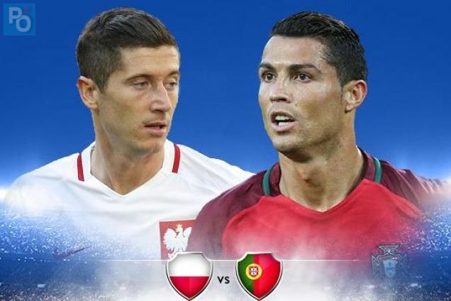 Euro  Quel Est Votre Pronostic Pour Le Match Pologne Portugal