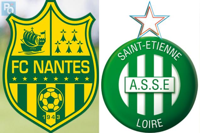 football fc nantes as saint etienne suivre en direct presse oc an. Black Bedroom Furniture Sets. Home Design Ideas