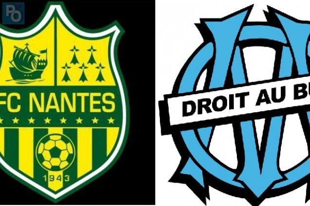 Football. FC Nantes - O. Marseille à suivre en direct (REPLAY ... c46ddefd5e7