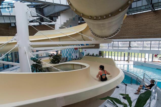 Nantes Piscine Jules Verne Fermee Ce Week End Presse Ocean