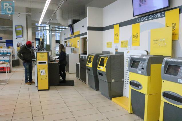 Le Bureau De Poste : Nantes quartier saint donatien le bureau de poste ne rouvrira