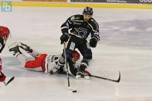 Hockey sur glace les corsaires de nantes d fient lyon en - Patinoire petit port nantes ...