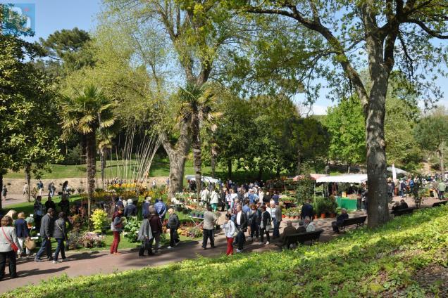 Entre 6 000 et 8 000 visiteurs sont attendus au parc des Dryades. Photo : Ville de La Baule