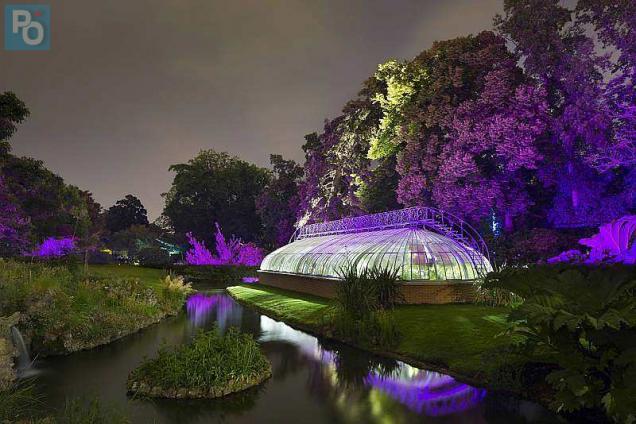 Nantes. De nombreuses ouvertures nocturnes au jardin des Plantes ...