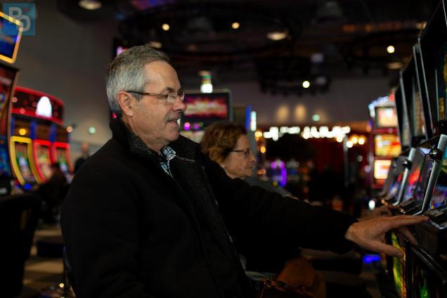 Pornic - 26/11/2018 - Vidéo, Pornic : les joueurs ont pu tester le nouveau casino
