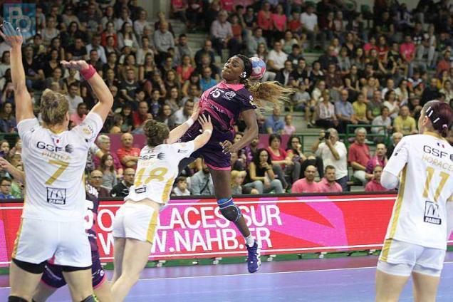 Handball coupe de france f minine 8es le nantes ahb ira dijon presse oc an - Coupe de france feminine handball ...