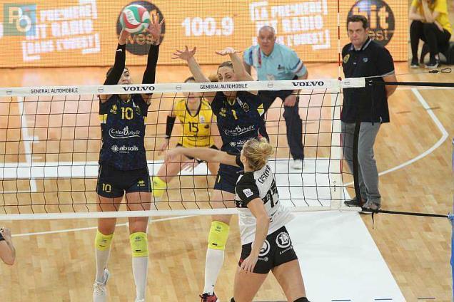 Volley ball coupe de france le vb nantes jouera le final four les 2 et 3 mars presse oc an - Volley ball coupe de france ...