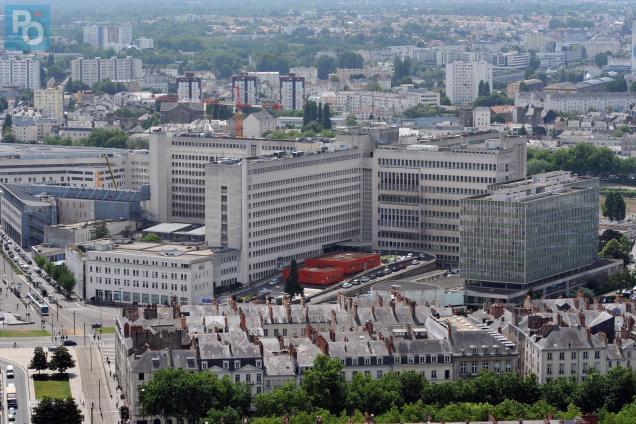 Nantes. Futur CHU : quel avenir pour l'Hôtel-Dieu après le déménagement ?