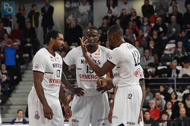 Basket-ball. Pro B: le Nantes BH chute à Poitiers, concurrent pour les play-offs