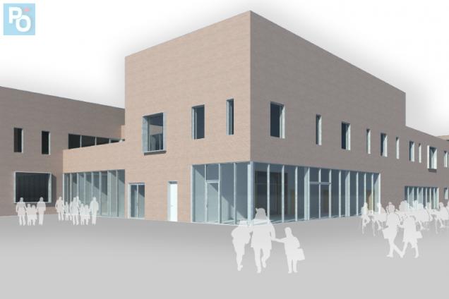 Nantes. Une nouvelle maison de quartier à la Halvêque-Beaujoire livrée fin 2022