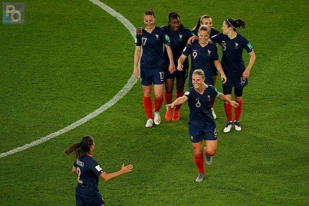 La question. Regardez-vous la Coupe du monde féminine de football à la télévision ?