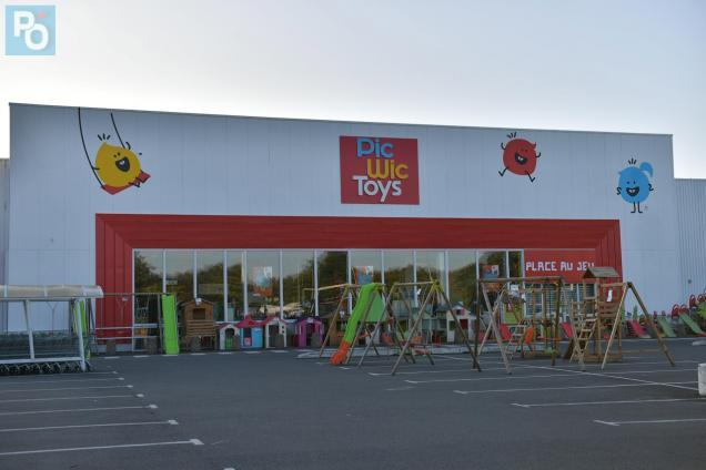 Nantes. Les enseignes Toys'R Us et Picwic fusionnent