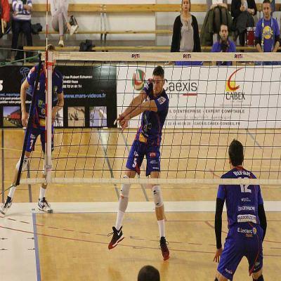 Volley ball coupe de france nantes rez priv de van rekom pour la finale presse oc an - Volley ball coupe de france ...