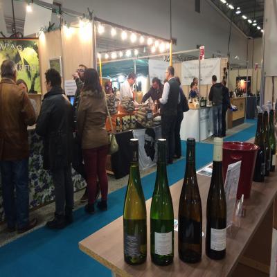 Nantes succ s du salon vins et gastronomie au parc expo de la beaujoire presse oc an - Salon la beaujoire nantes ...