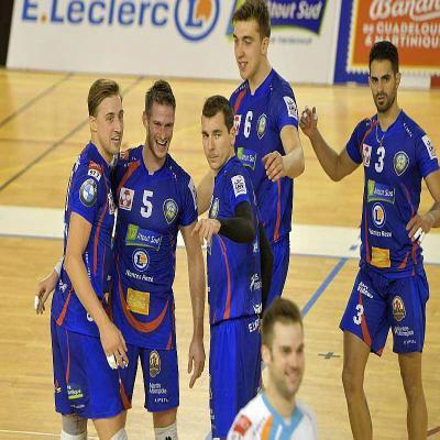 Volley ball coupe de france nantes rez jouera les demi finales presse oc an - Volley ball coupe de france ...