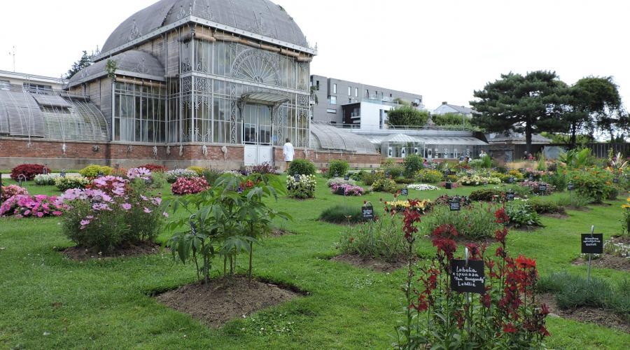 Nantes. Changement d\'horaires au jardin des Plantes | Presse Océan