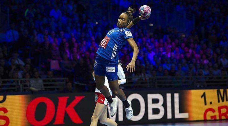 f96f9038296f5 Équipe de France: Estelle Nze Minko samedi à Saint-Julien-de-Concelles    Presse Océan