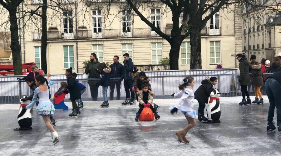 Coupons sport patinoire nantes