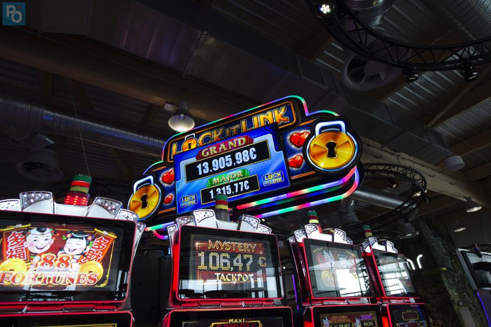 Pornic - 26/11/2018 - Pornic : Les photos du nouveau Casino