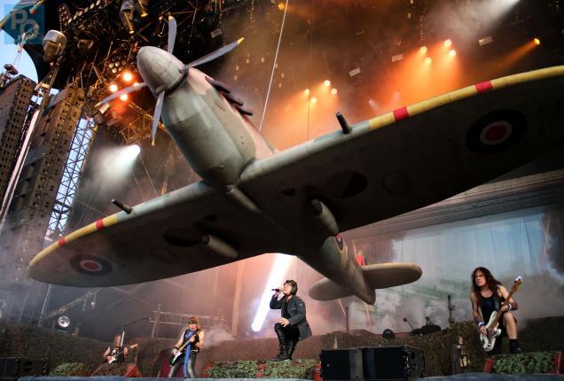 Hellfest 2018. Iron Maiden livre un concert danthologie