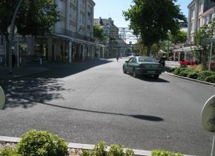 Saint-Nazaire. Un rodéo urbain à fait trois blessés