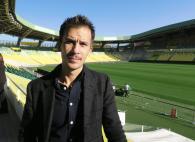 Gaspard Gantzer était à Nantes ce midi, à l'invitation du NABC